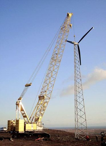 Bering Straits Native Corporation invests in Wind Farm | At the ...