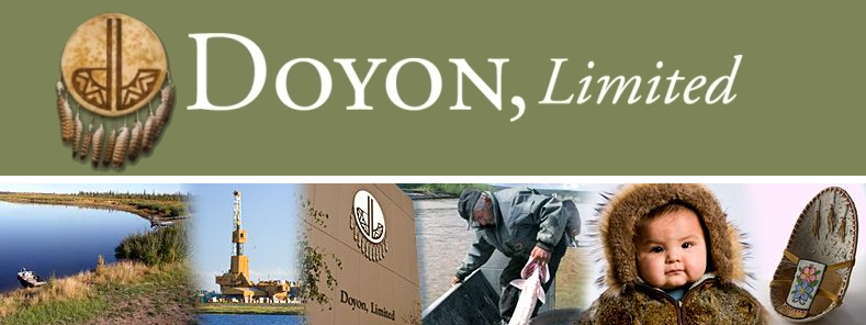 Doyon website top